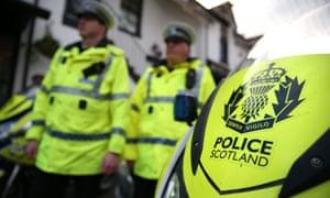 Police Scotland announced the arrest of Harry Dunn