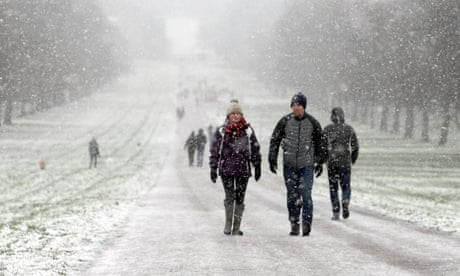 Share your favourite UK winter walks for the chance to win a £200 hotel voucher