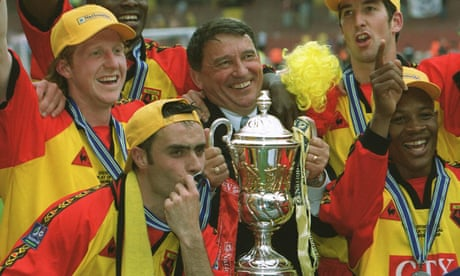 Graham Taylor – a life in pictures