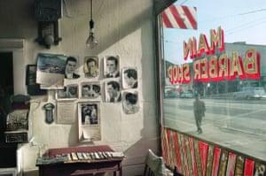 Main barber, 1968