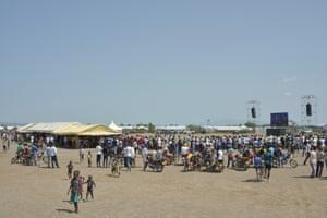 Kakuma的TEDx活动