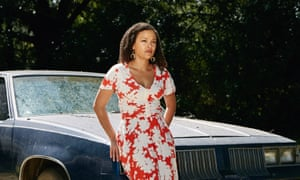 Jesmyn Ward at her home in Mississippi.