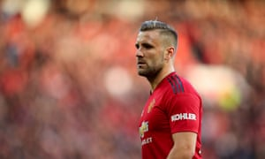 Luke Shaw played the whole of Manchester United's dramatic comeback win against Newcastle but may have to withdraw form Gareth Southgate's England squad.