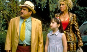 Magical morality tale … Matilda.