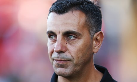 Brisbane assistant coach Ross Aloisi cited by FFA over Adelaide tunnel incident