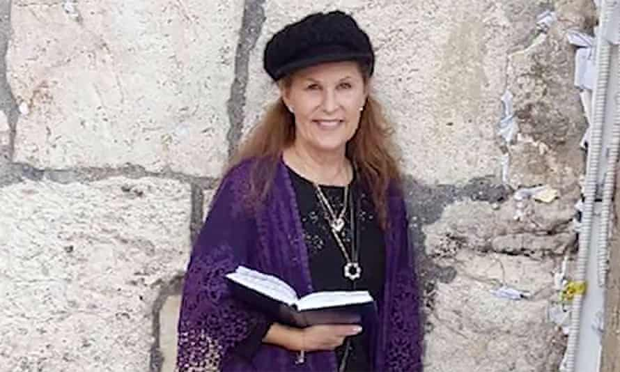 Lori Gilbert Kaye was killed in the attack after she hurled herself in front of Rabbi Yisroel Goldstein.