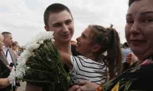 Russia-Ukraine prisoner exchange on Sunday