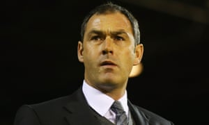 Paul Clement had seen Derby slip out of contention for automatic promotion.