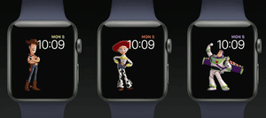 Toy Story Apple Watch.
