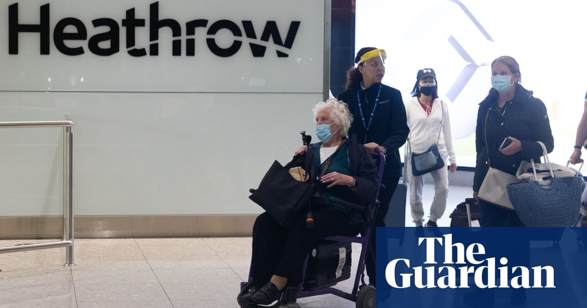 UK scientist warns over relaxation of Covid travel rules