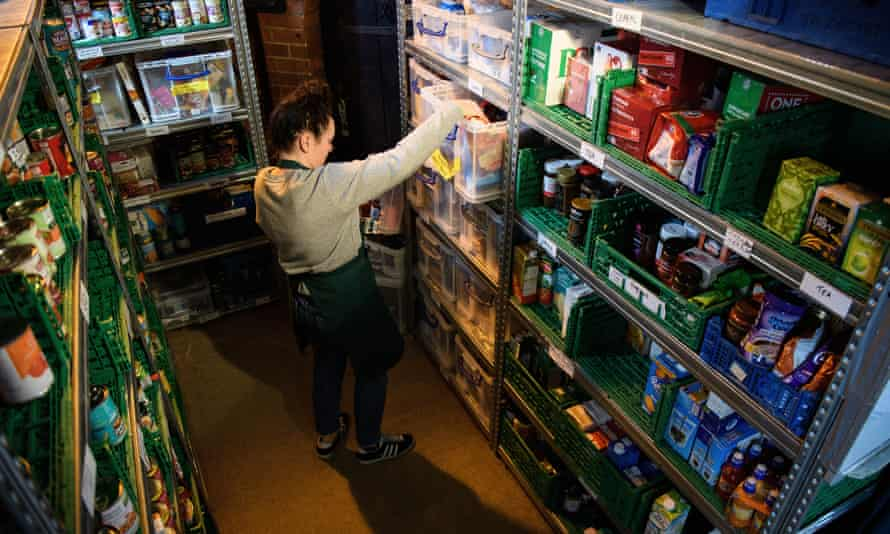 Langworthy medical centre has referred 263 patients to Salford Foodbank since 2014.