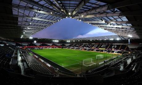 Swansea v Sheffield Wednesday, La Liga, Football League and more – live!