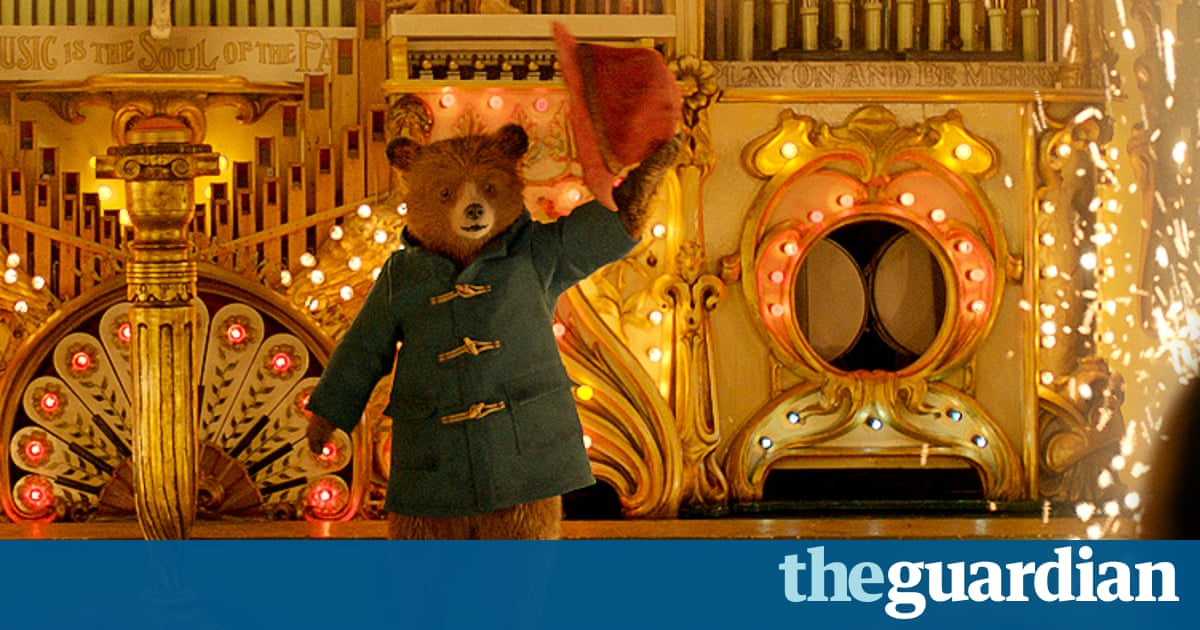 Paddington 2 makes marmalade of the UK box office competition