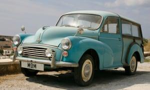 Morris Minor 1000 estate car