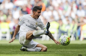 6) James Rodríguez (Monaco - Real Madrid, 2014) £63m