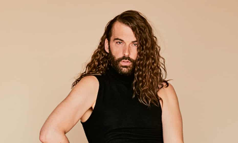 'Everything I've been through has prepared me for this': Jonathan Van Ness.