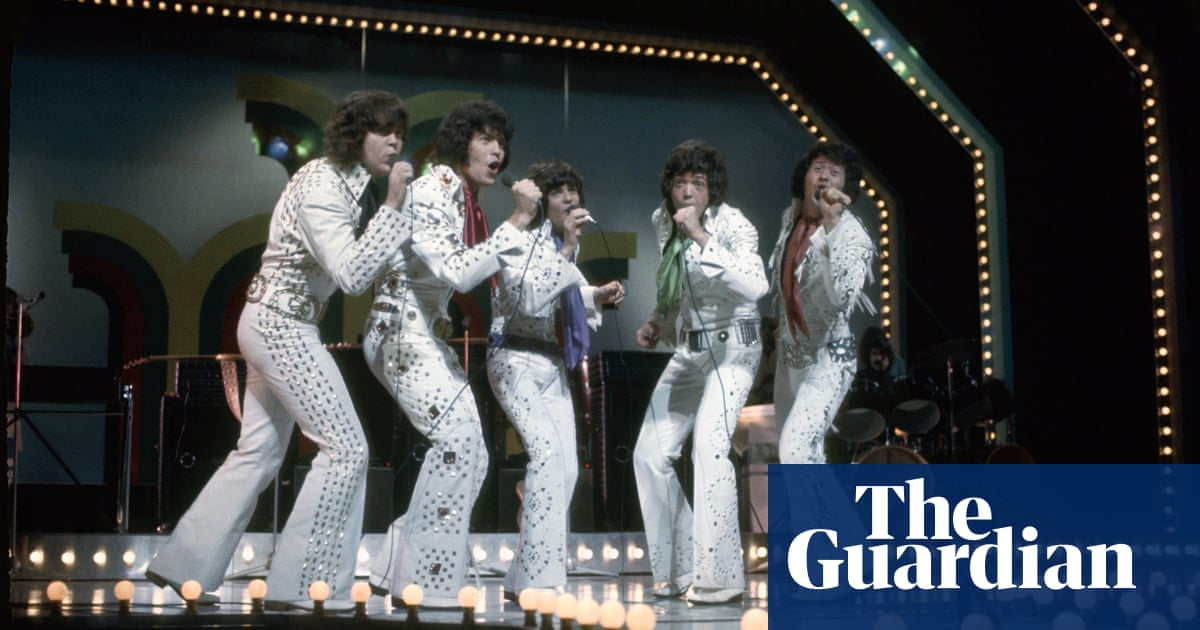 The Osmonds: how we made Crazy Horses | Culture | The Guardian