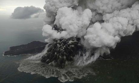 Terrawatch: landslide tsunami lessons from Anak Krakatau
