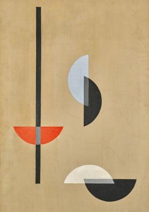 László Moholy-Nagy's Segments
