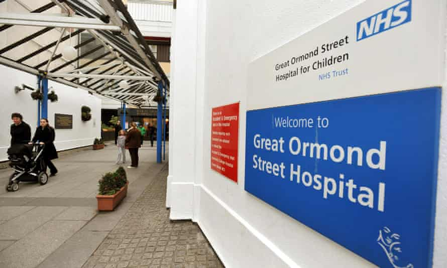 Specialists at Great Ormond Street hospital are involved in the boy's care.