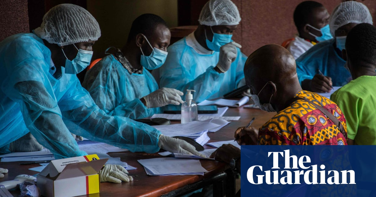 Deadly Marburg virus discovered for first time in west Africa