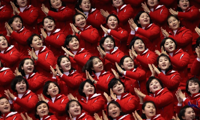 Has North Korea's week at the Winter Olympics diminished the