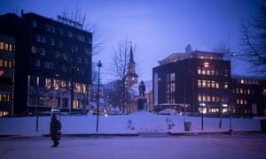 Tromsø.