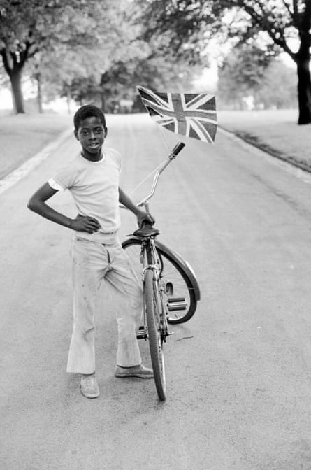 The Boy With the Flag, 1970