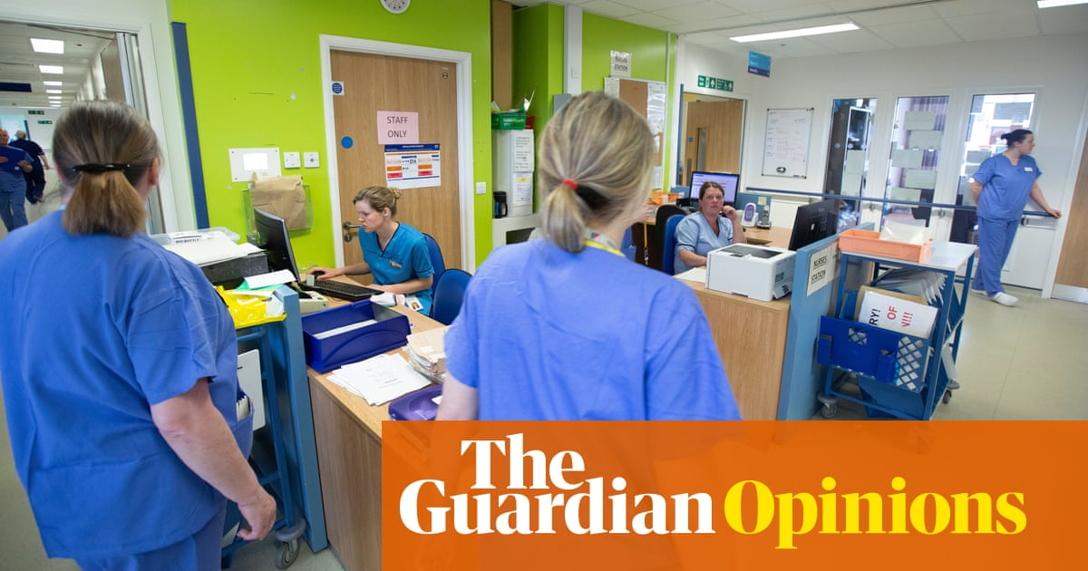 The Guardian view on attacks on NHS staff: a grim and growing problem