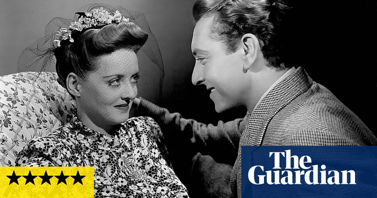 Now, Voyager review – Bette Davis's sublime, sex-free act of sublimation