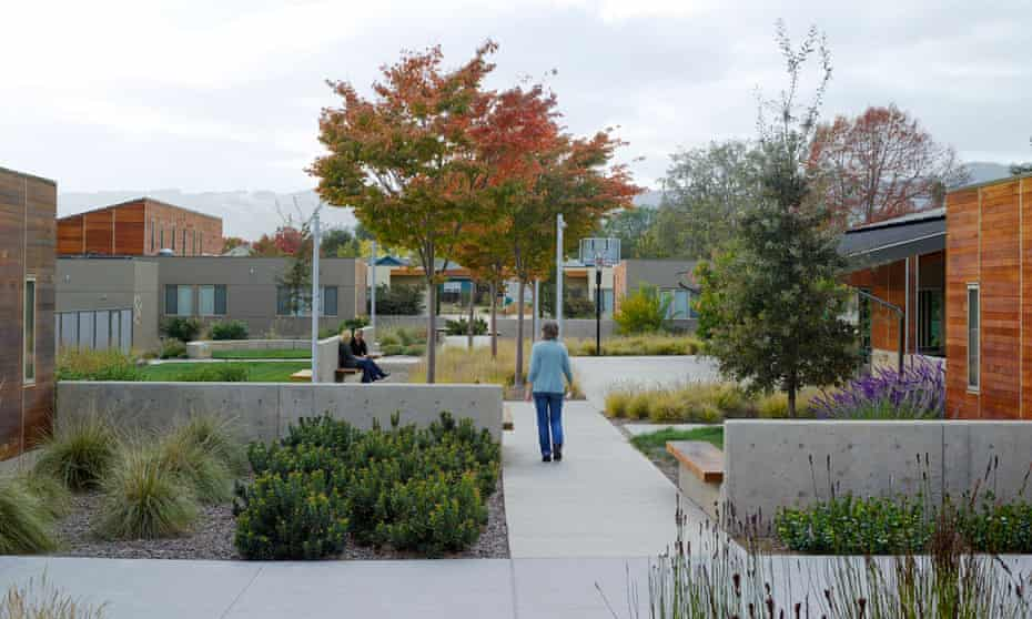 The Sweetwater Spectrum community is housing project for adults with autism in Sonoma, near San Francisco.