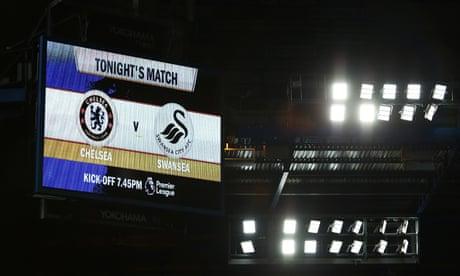 Man City v Southampton, Chelsea v Swansea, Stoke v Liverpool and more –live!