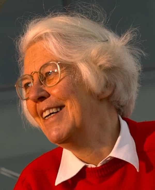 Computer scientist Karen Spärck Jones