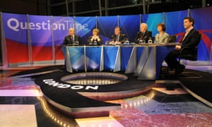 The BBC said it tried to ensure it did not have all-male panels.