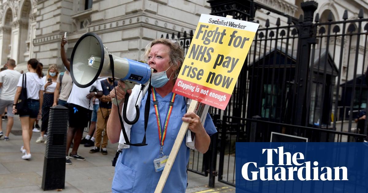 Nurses receive activist training to mobilise for strike action