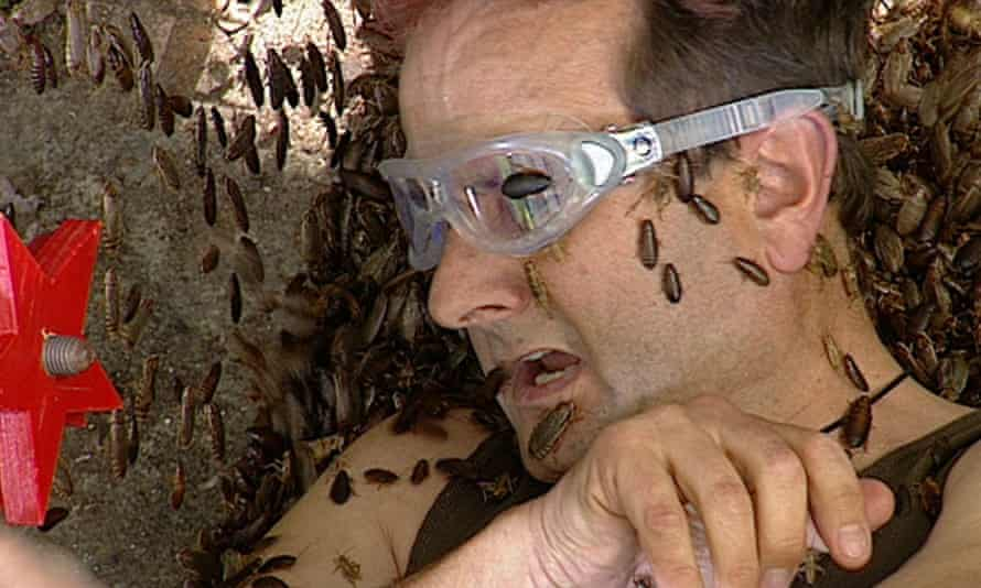 Timmy Mallett on I'm a Celebrity in 2008