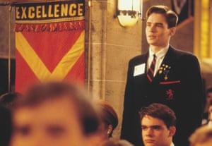 Robert Sean Leonard as one of John Keating's students in Dead Poets Society