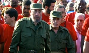 Castro in 2004.