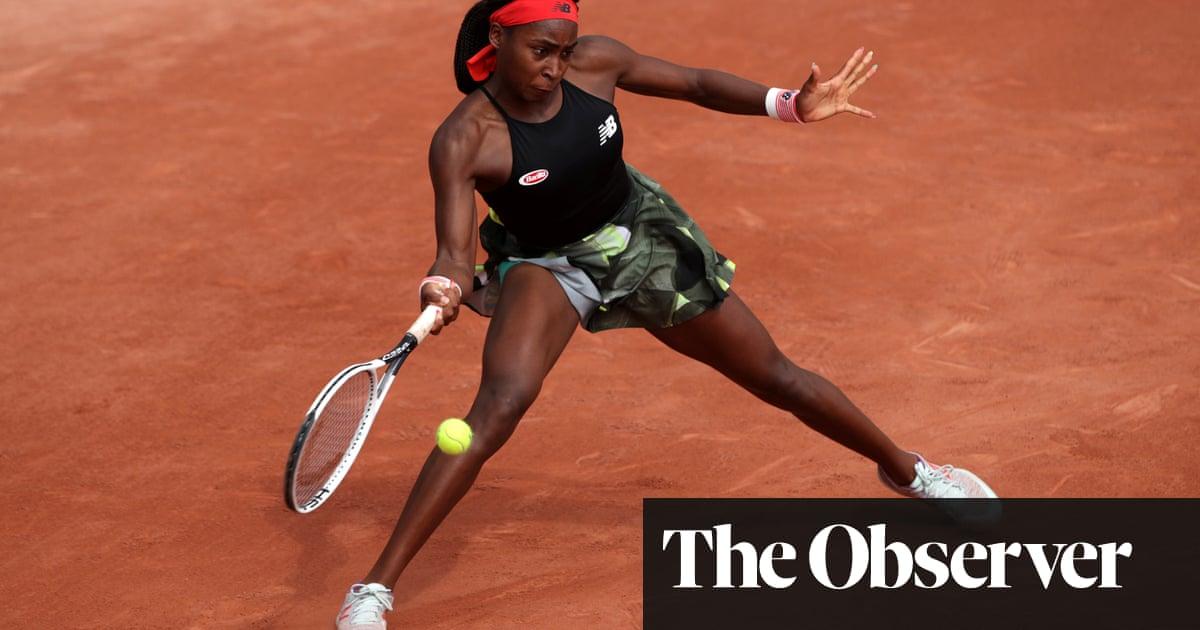 Everyone for tennis? TikTok sparks fashion trend for Centre Court retro-cool