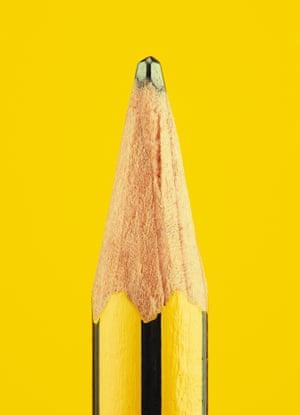 Tracey Emin's pencil
