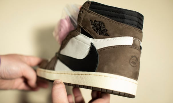 d3fdb8fe Sole traders: why there's a whiff of money in old trainers | Business | The  Guardian