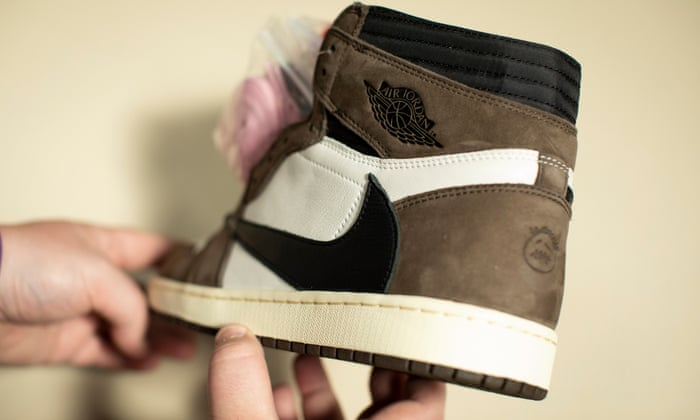322b2255b0 Sole traders: why there's a whiff of money in old trainers | Business | The  Guardian