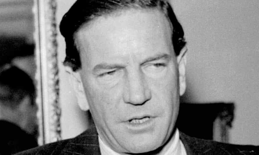 Kim Philby in 1955