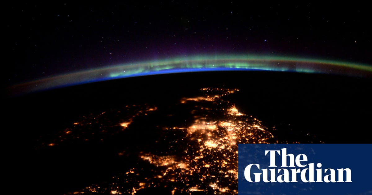 Hello, is this planet Earth? by Tim Peake - in pictures