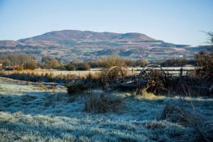 Slieve Gullion in South Armagh.