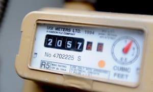 An energy meter