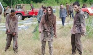 Walker - The Walking Dead _ Season 4, Episode 8 - Photo Credit: Gene Page/AMC