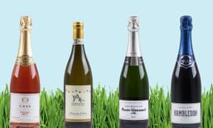 Os melhores vinhos espumantes de verão