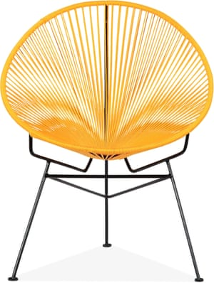 Armando garden chair, £119, cultfurniture.com