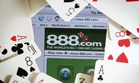888 holdings, which owns gambling websites such as PacificPoker.com and Betmate.com, lost out to GVC in the takeover of Bwin.
